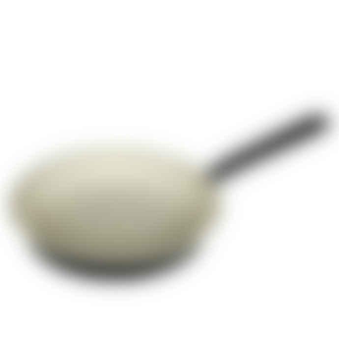 Labour and Wait Enamel omelette pan