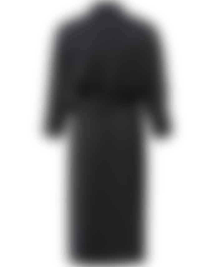 Yaya Black Wrap Dress