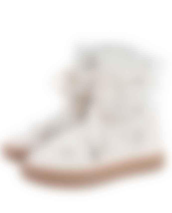 Yaya Beige Snow Boots