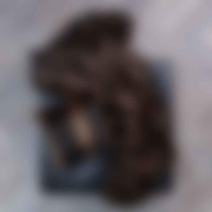 Simla Brown Luxurious Faux Fur Throw 130 x 170