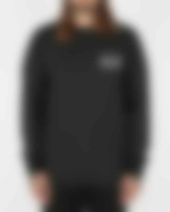 Soulland  Rocket Sweatshirt Black White