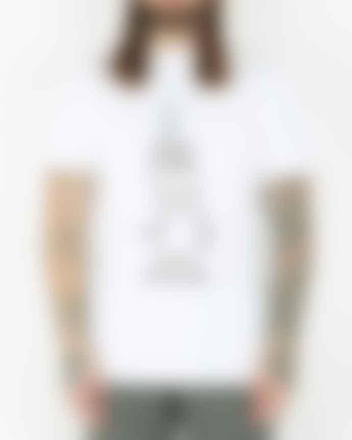 Soulland  Karl T Shirt White