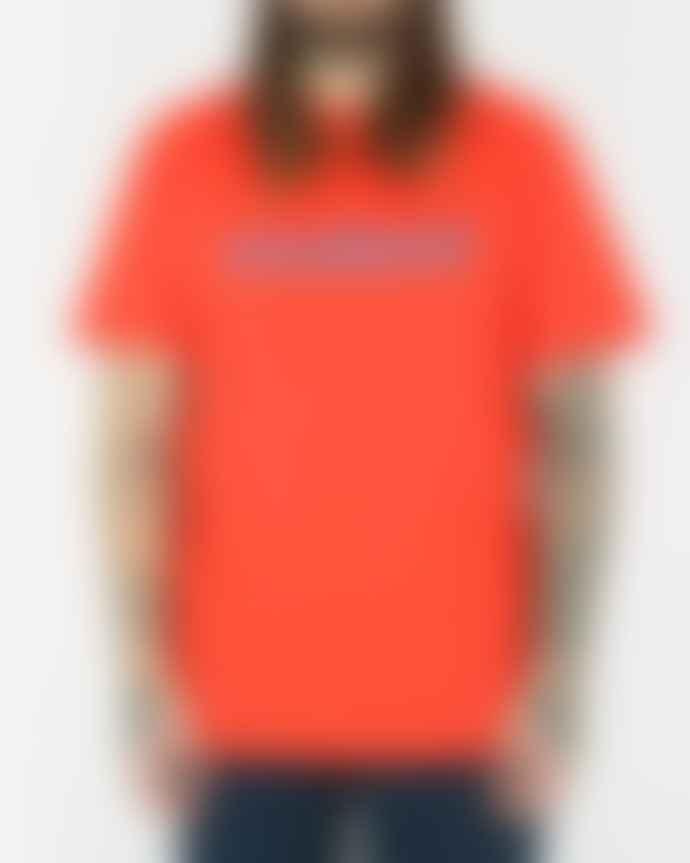 Soulland  Logic Chuck T Shirt Red