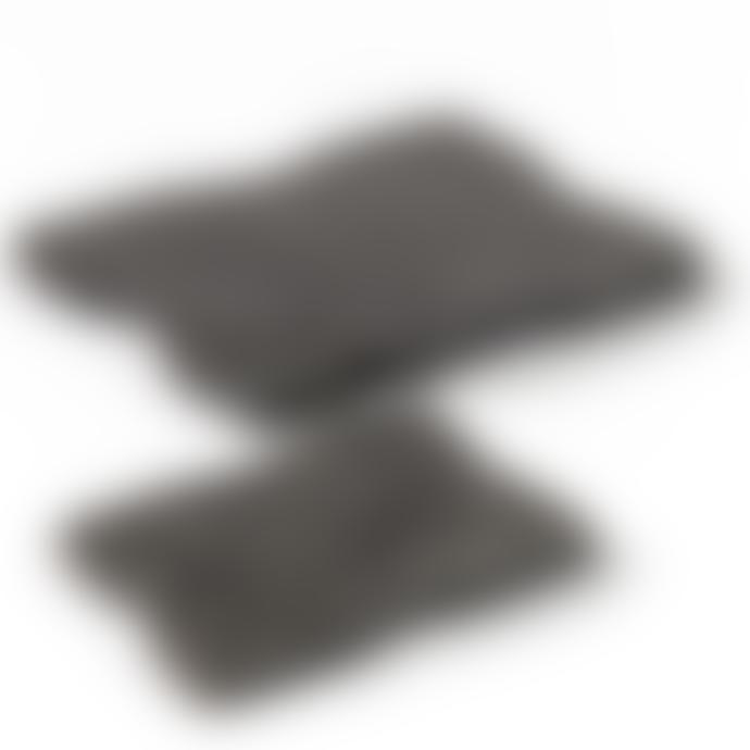 Gommaire Large Teak Fume Tapas Board