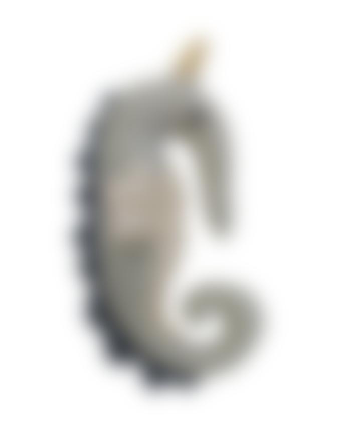 FABELAB Soft Rattle Seahorse