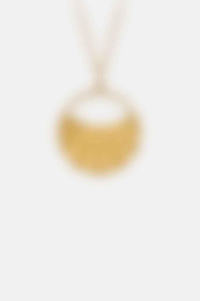 Pernille Corydon Brooklyn Gold Necklace