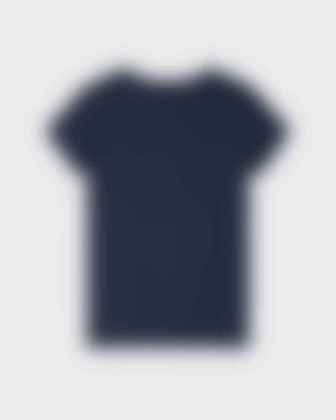 Minimum Rynah T-shirt in Navy Blazer