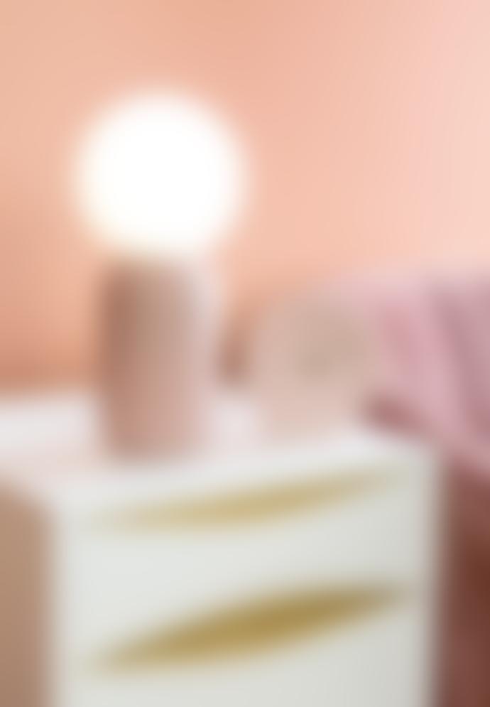 Leitmotiv Pink Gala Table Lamp