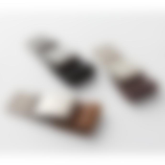 Traveler's Company Medium Black Leather TN Regular Pen Holder