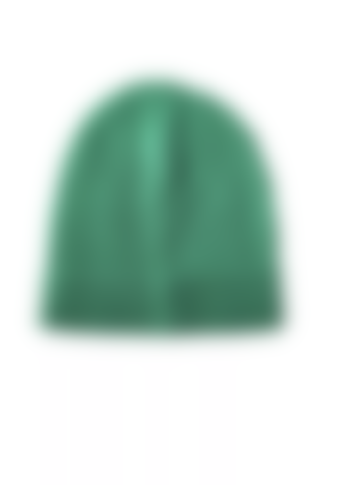 Le Mont St Michel Adrien Half cardigan knit hat beanie Green