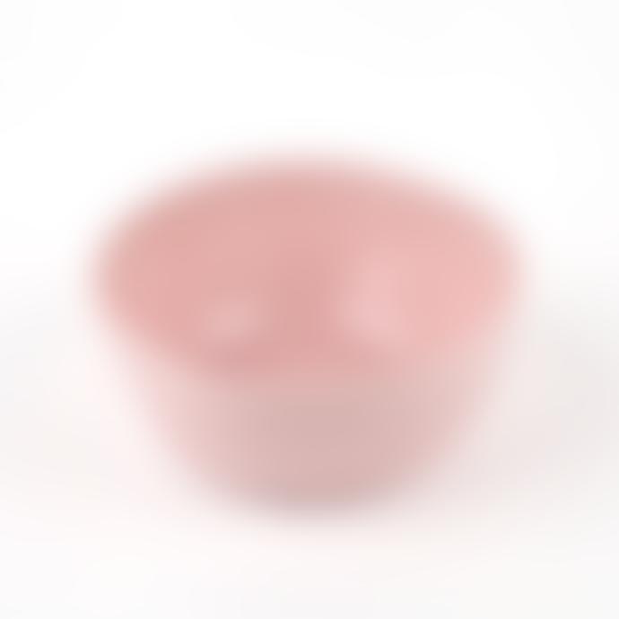 Quail's Egg Quail Design Light Pink Ceramic Bowl