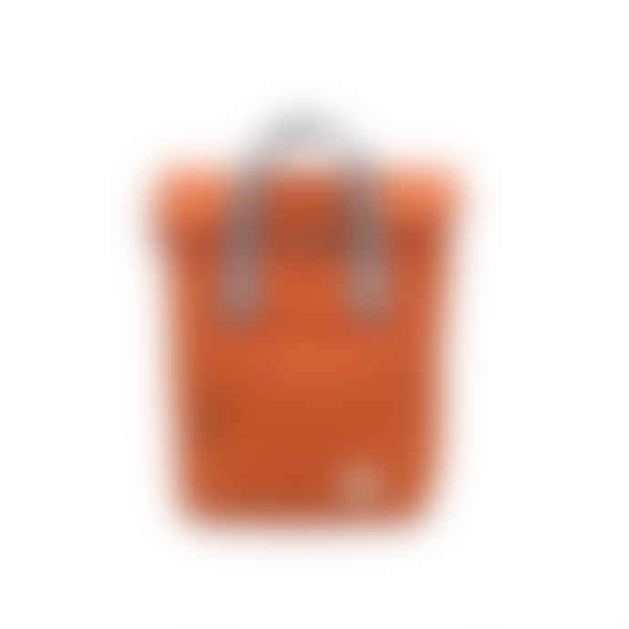ROKA Roka Canfield B Bag Small Burnt Orange