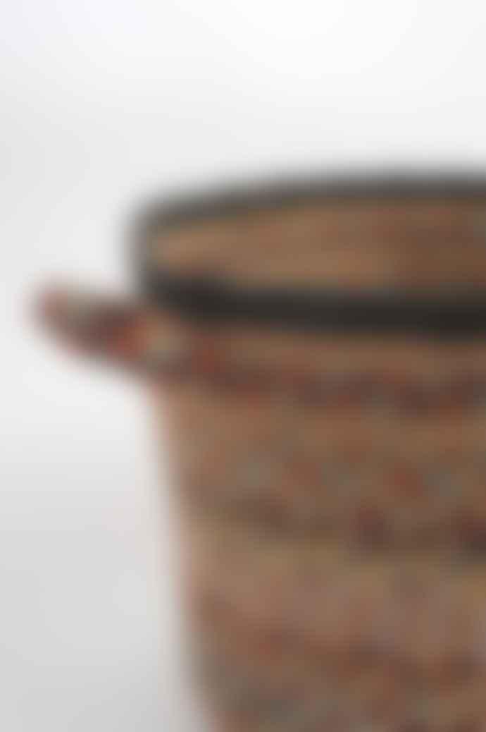 The Braided Rug Company Kashmir Small Utility Basket