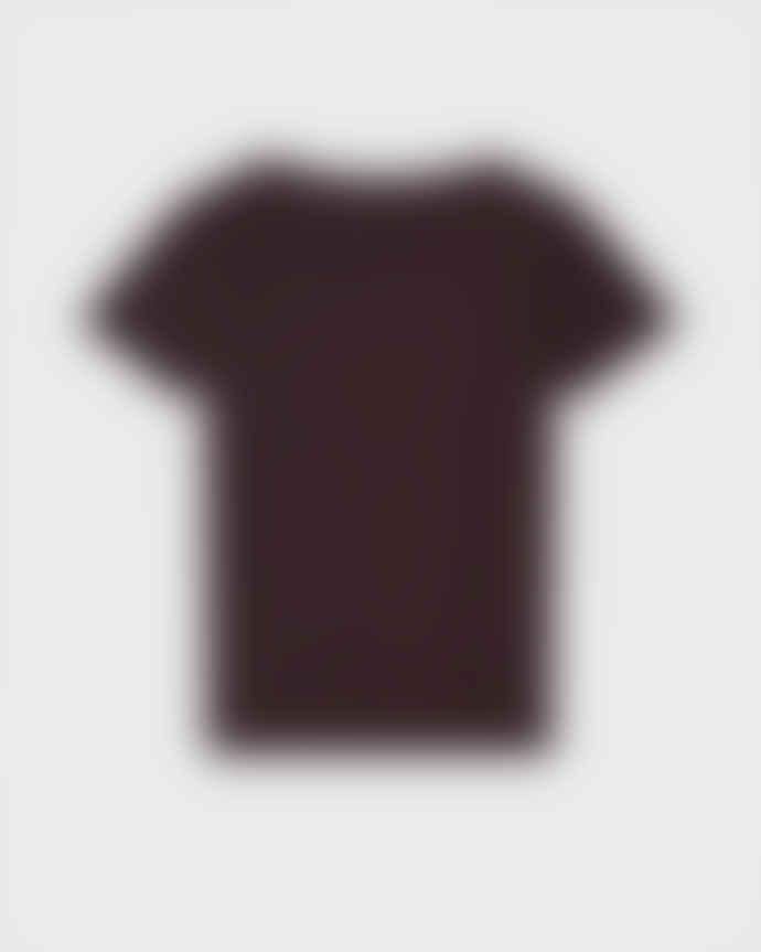 Minimum Rynah T-shirt in Fudge