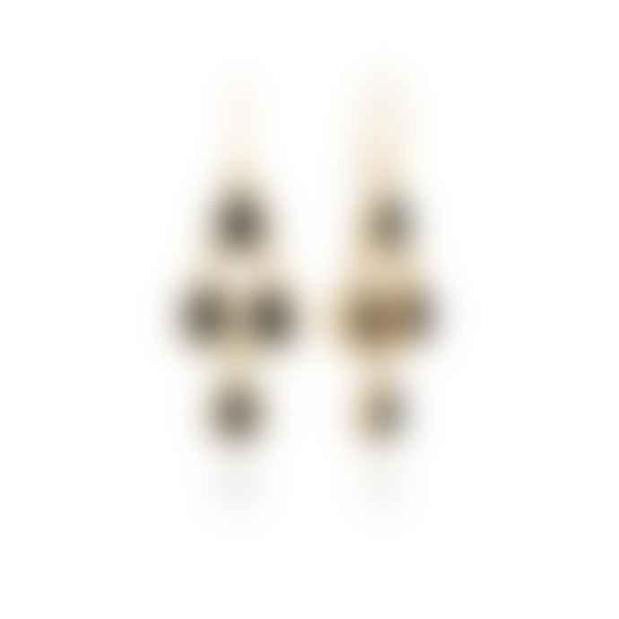 Anna Beck Hypersthene Chandelier Earring