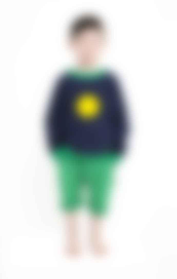 LaMAMA Shorts Green