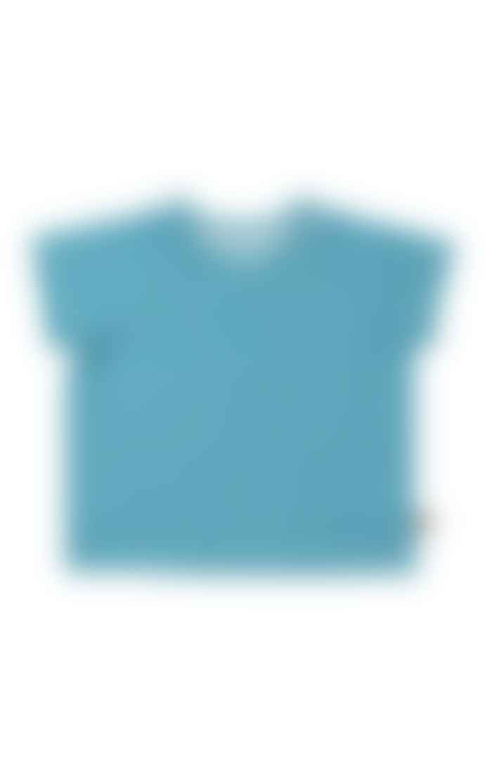 LaMAMA Rapida Raglan Blue Stripes