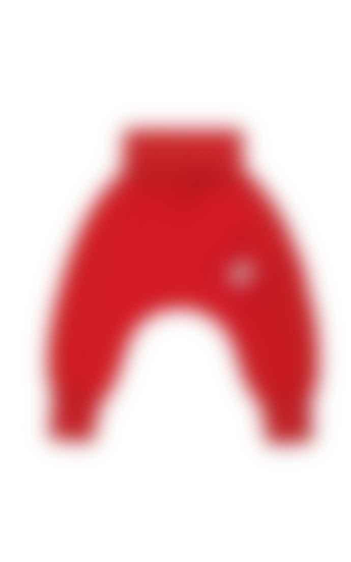 LaMAMA All Year Yoga Pants Red