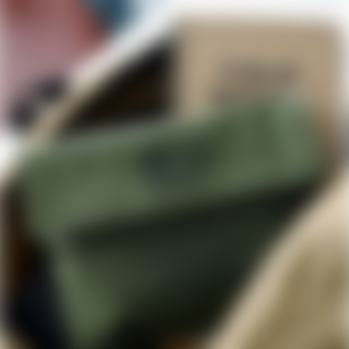 Penco Khaki Pvc Tarpaulin Carry Tite General Purpose Case