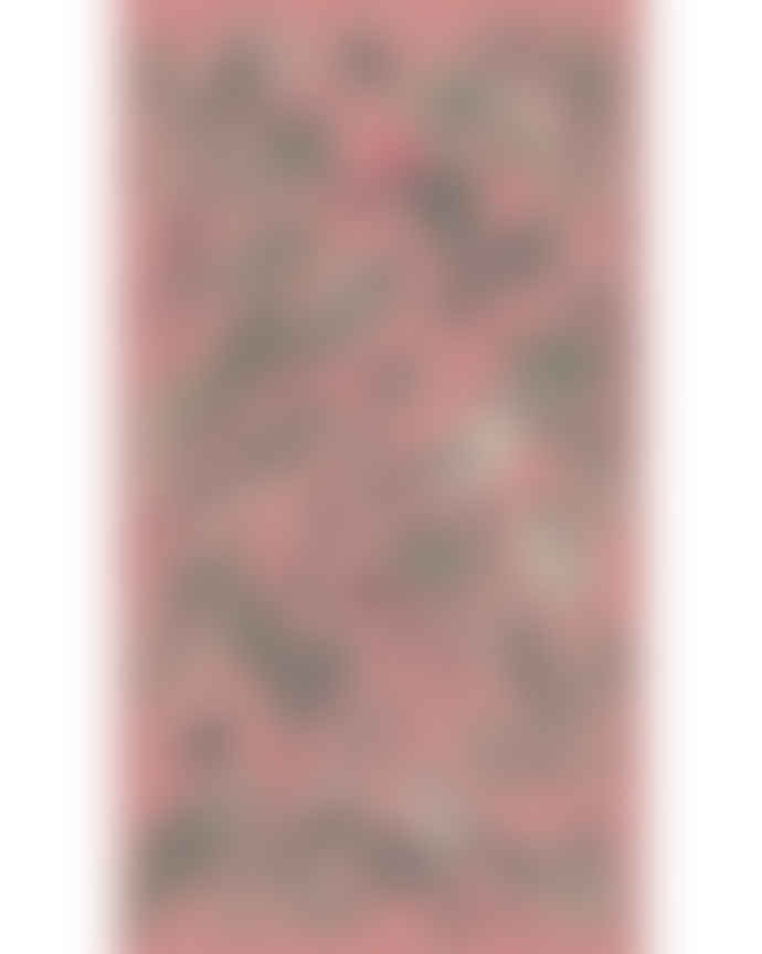 Powder Design 180 x 100cm Candy Polyester Winter Finches Print Scarf