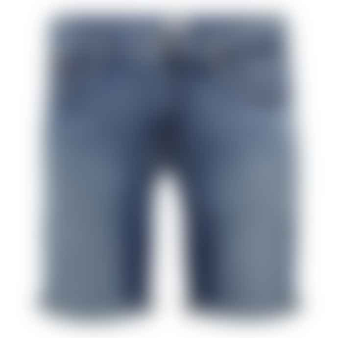 Tommy Hilfiger Tommy Jeans Scanton Denim Shorts Falcon Mid Blue Stretch