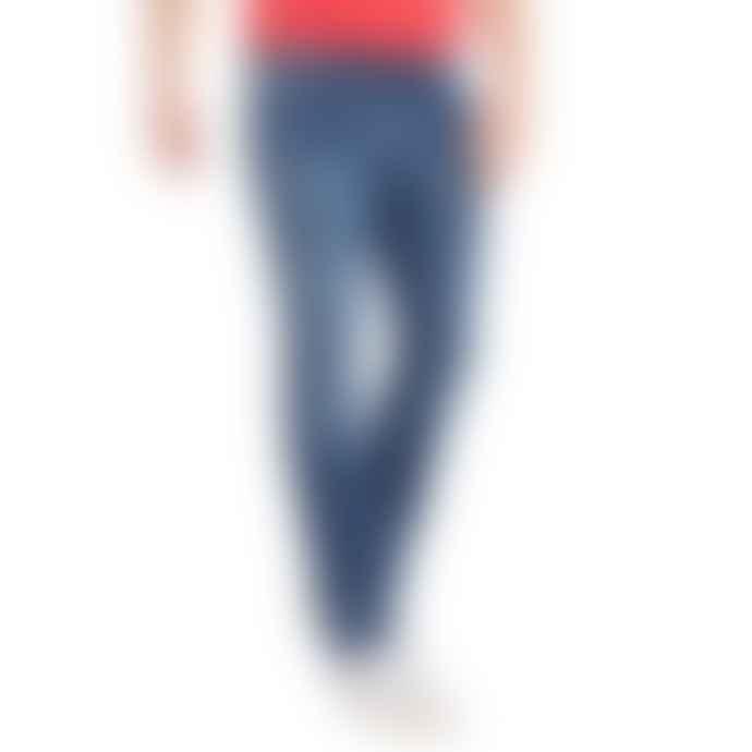 Tommy Hilfiger Tommy Jeans Scanton Slim Jeans Dynamic Stretch Jacob Mid Blue