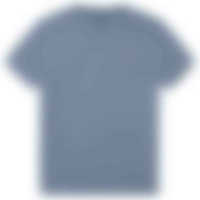 Tommy Hilfiger Tommy Jeans Overwashed T Shirt Blue