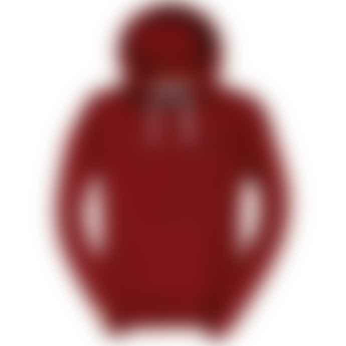 Superdry Orange Label Hood Redhook Mega Grit