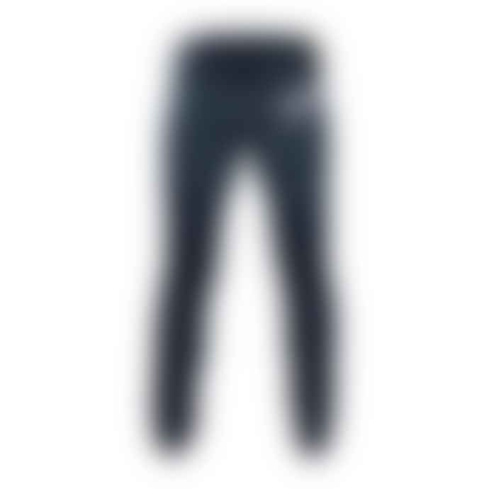 Replay Anbass Lazerblast Slim Fit Jeans Dark Indigo