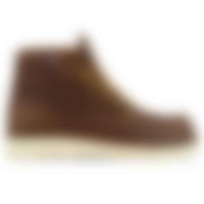 Danner Tobacco Bull Run Moc Toe Boot