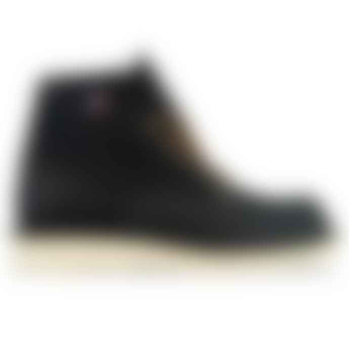 Danner Bull Run Moc Toe Boot Black