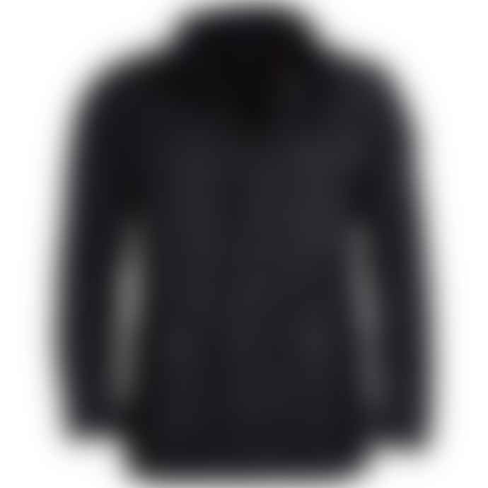 Barbour International Barbour Lightweight 4 Oz Duke Jacket Black