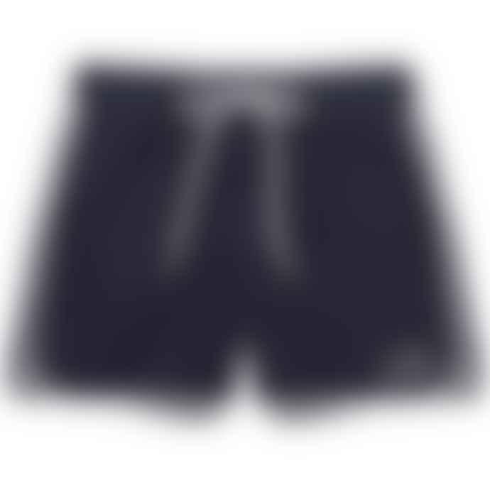 Calvin Klein Short Runner Swim Shorts Blue Shadow
