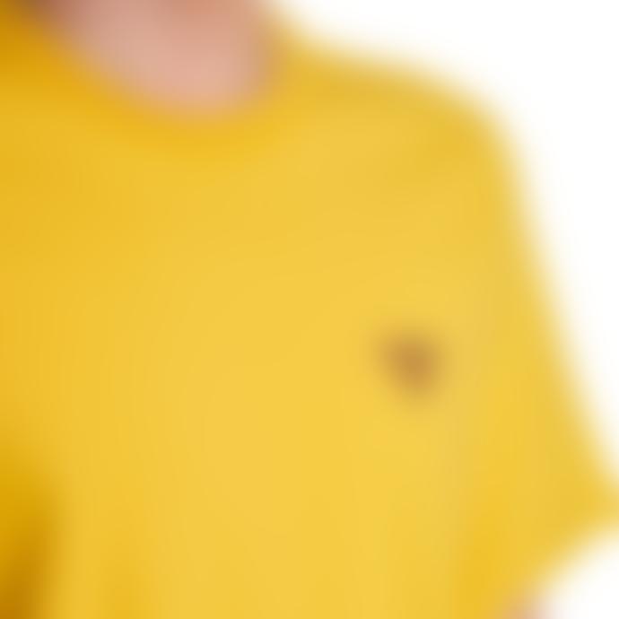 Barbour Beacon T Shirt Yellow
