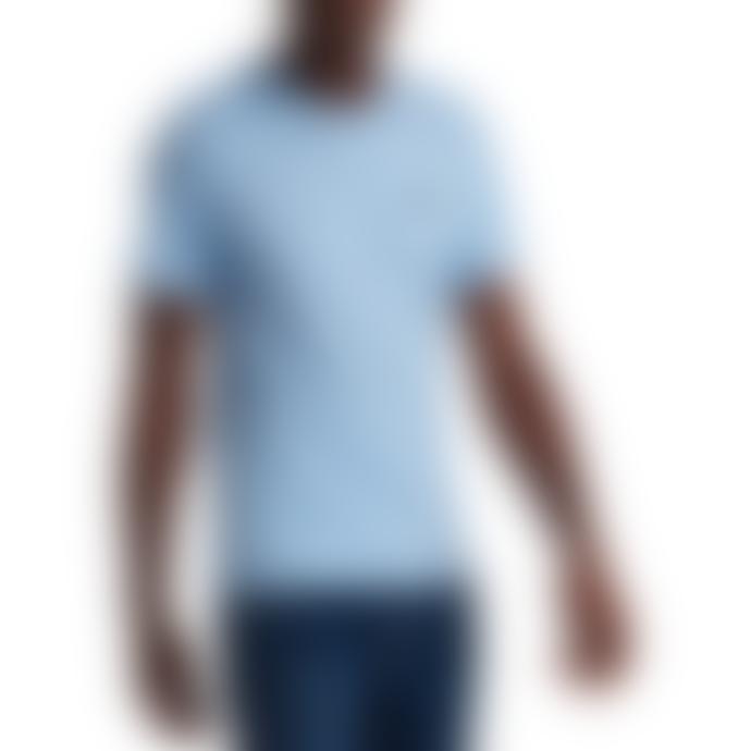 Barbour Beacon T Shirt Light Blue