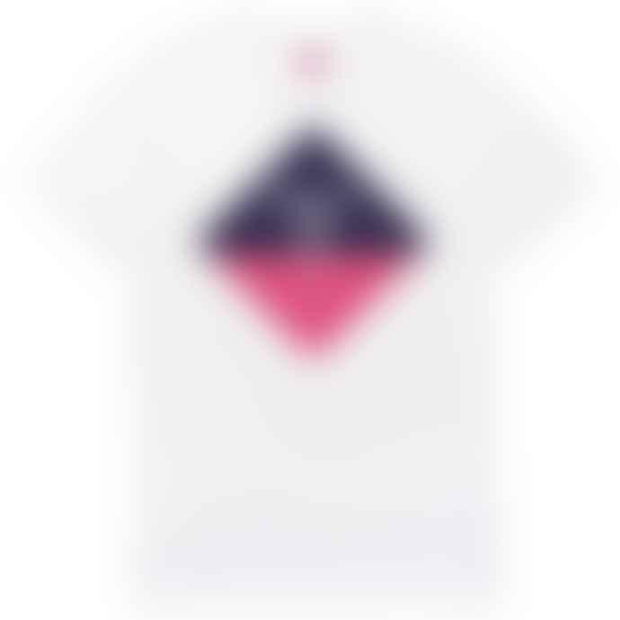 Barbour Beacon Diamond T Shirt White