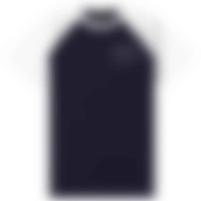 Barbour International Barbour Etch Raglan T Shirt Navy