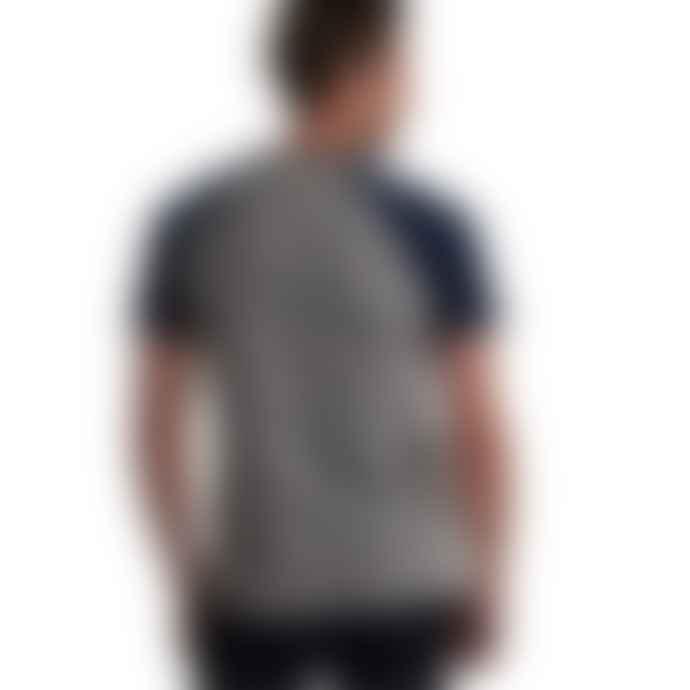 Barbour International Barbour Etch Raglan T Shirt Anthracite