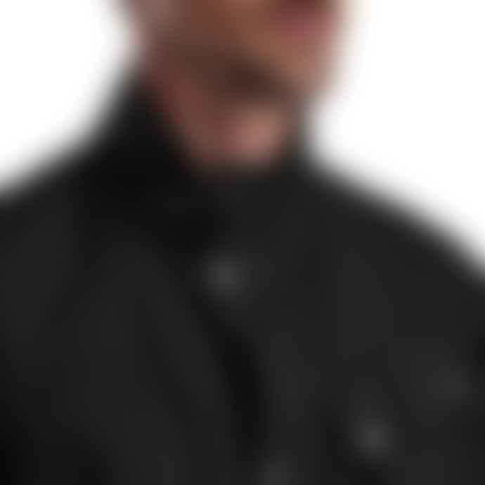 Barbour International Barbour Dene Casual Nylon Jacket Black