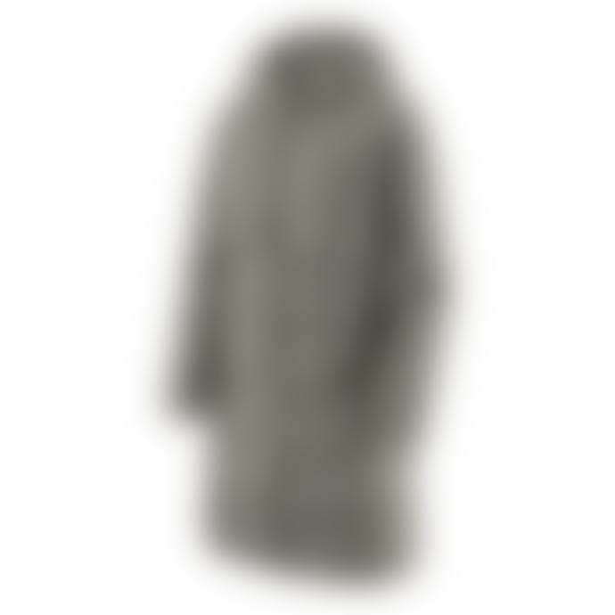 Patagonia Feather Grey Polyester Womens Jackson Glacier Parka Jacket