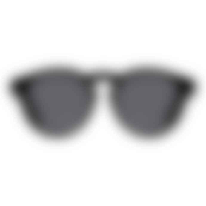 Komono Black Tortoise Clement Sunglasses