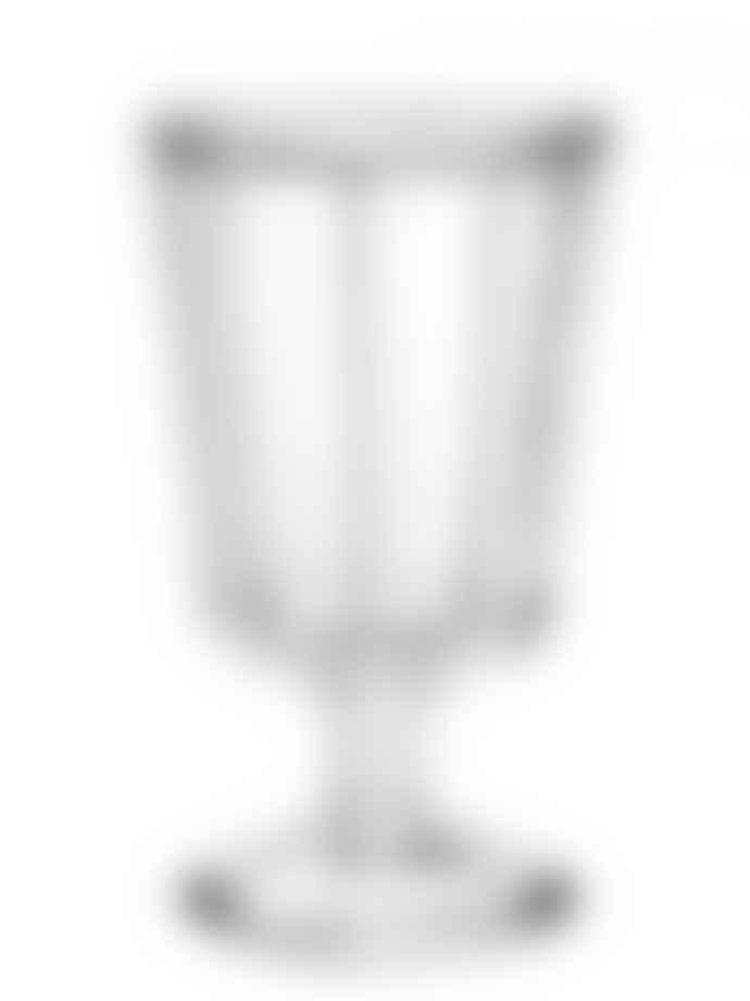 Serax Red Wine Surface Glass