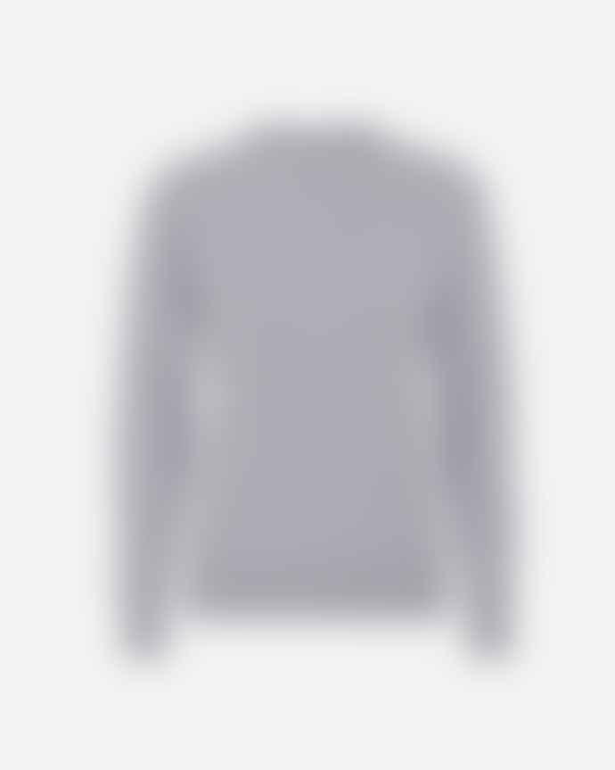 Colorful Standard Heather Grey Womens Crew Neck Sweatshirt