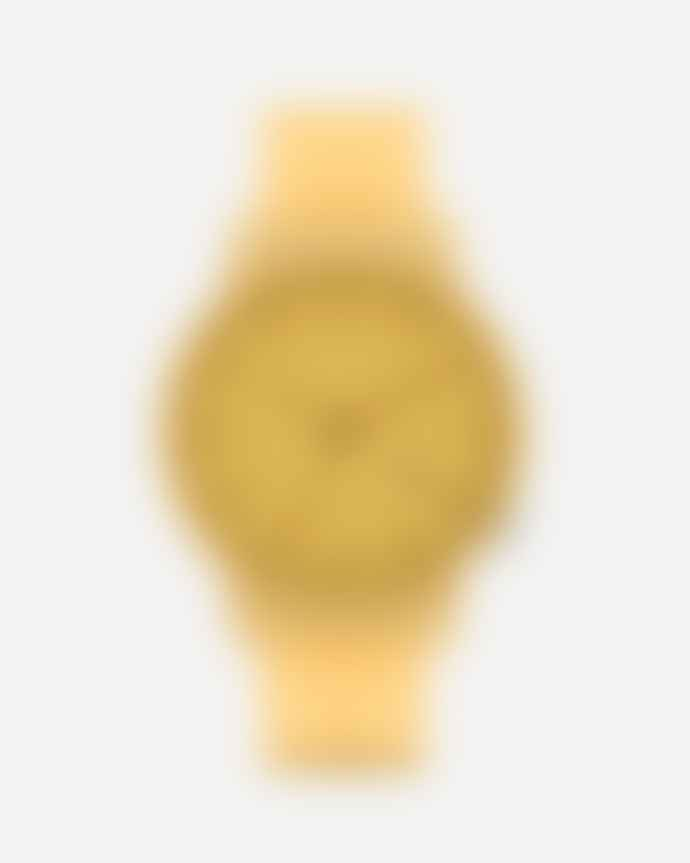 Komono Mono Watch Ochre