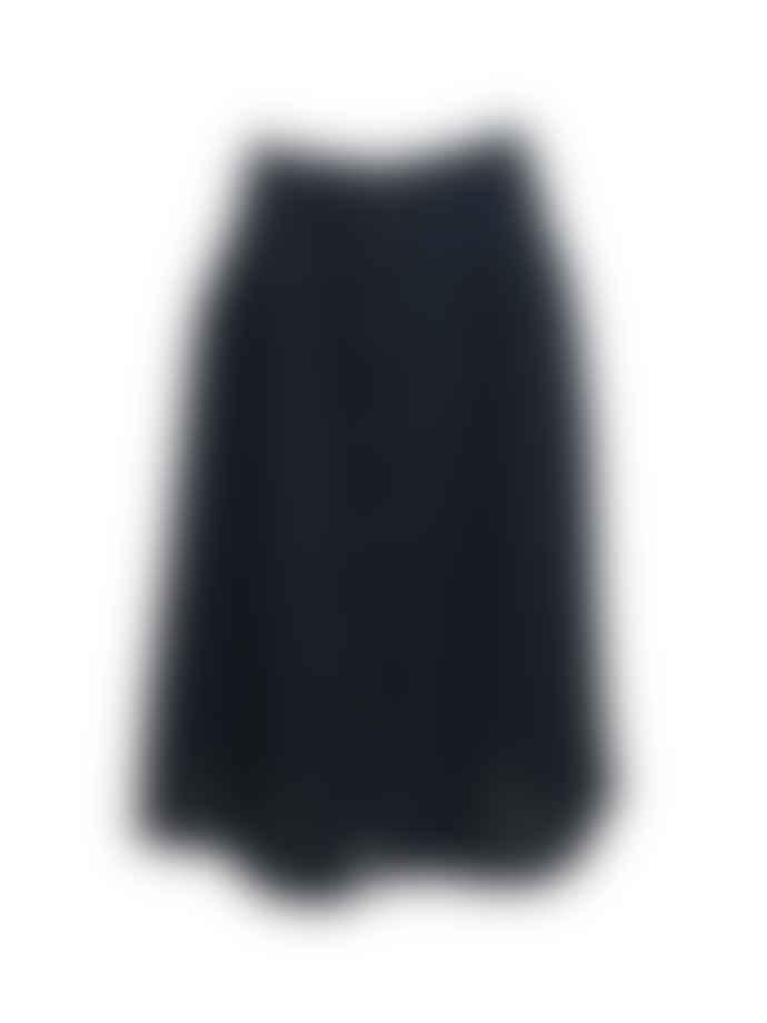 Great Plains Safi Linen Button Midi Skirt