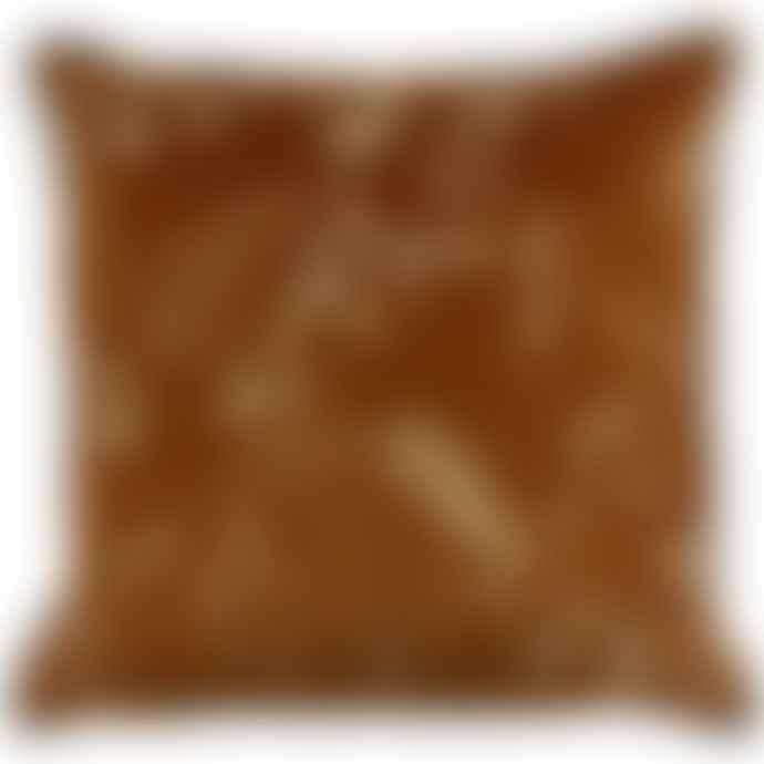 Persora Fearne Gingerbread 50 Cm Square Cushion