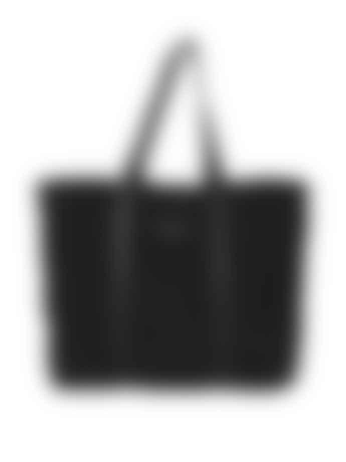 Nunoo Teddy Shopper Black