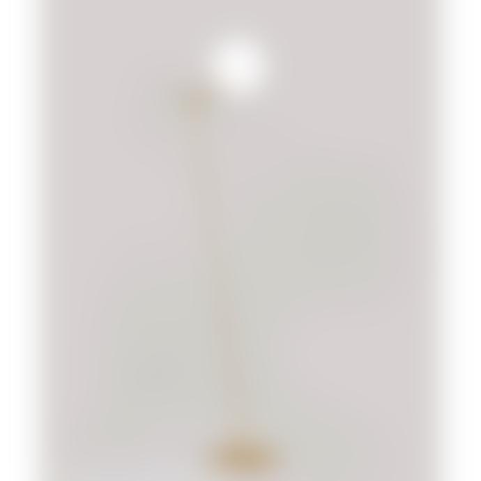 Aromas Del Campo Gold Finish Metal Atom Floor Lamp