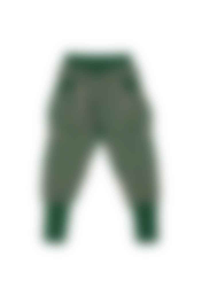 Middle Daughter Trousers Stripes Green