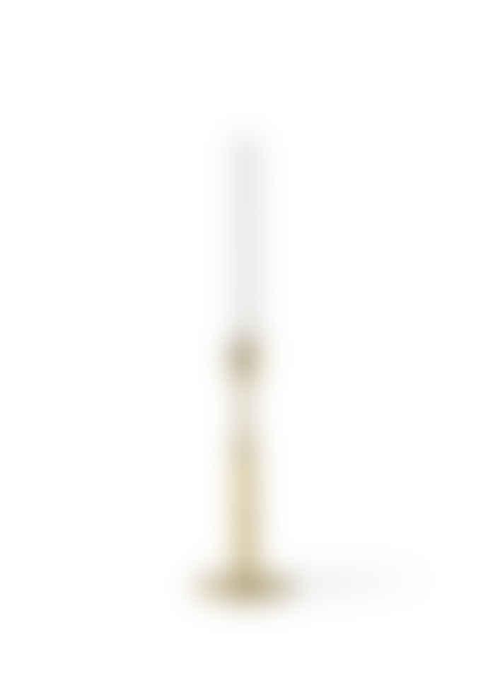 Menu Duca Candleholder - Polished Brass